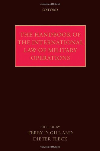 9780199545896: The Handbook of the International Law of Military Operations