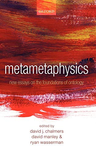 9780199546046: Metametaphysics: New Essays on the Foundations of Ontology