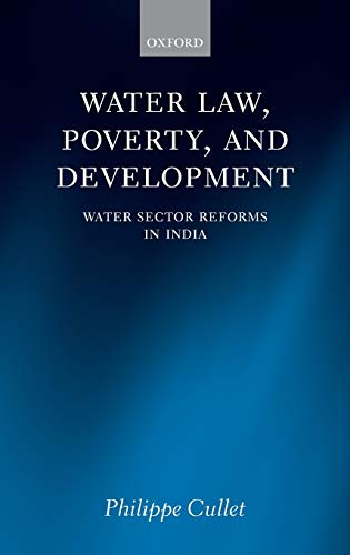 9780199546237: Water Law, Poverty, and Development