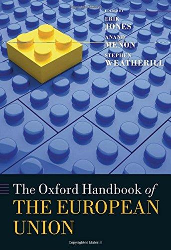 9780199546282: The Oxford Handbook of the European Union (Oxford Handbooks in Politics & International Relations)