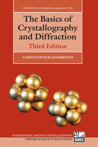9780199546459: The Basics of Crystallography and Diffraction: Third Edition (International Union of Crystallography Texts on Crystallography)