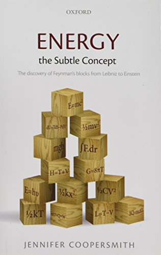 9780199546503: Energy, the Subtle Concept: The discovery of Feynman's blocks from Leibniz to Einstein