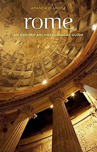 9780199546831: Rome (Oxford Archaeological Guides)