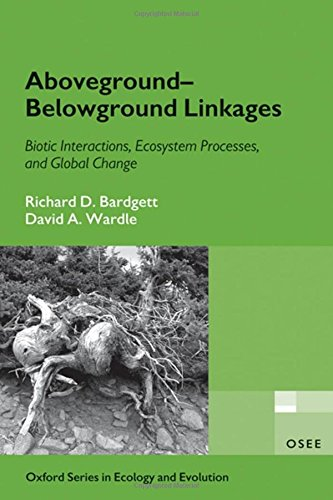 9780199546879: Aboveground-Belowground Linkages: Biotic Interactions, Ecosystem Processes, and Global Change (Oxford Series in Ecology and Evolution)