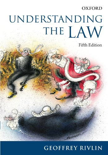 9780199547203: Understanding the Law