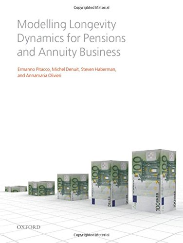 9780199547272: Modelling Longevity Dynamics for Pensions and Annuity Business