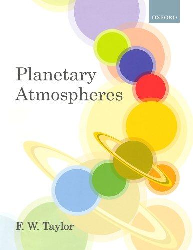 9780199547418: Planetary Atmospheres