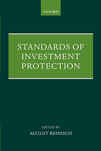 9780199547449: Standards of Investment Protection