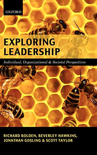 9780199547654: Exploring Leadership: Individual, Organizational, and Societal Perspectives