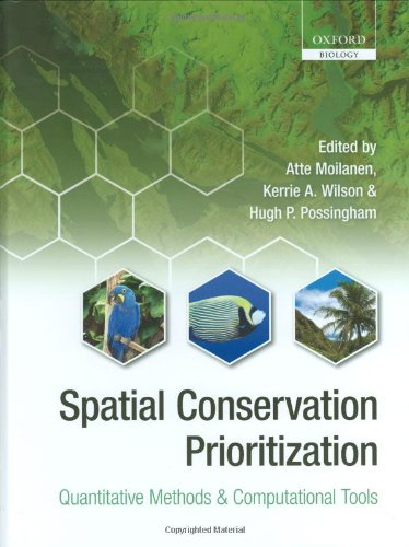 9780199547760: Spatial Conservation Prioritization: Quantitative Methods and Computational Tools