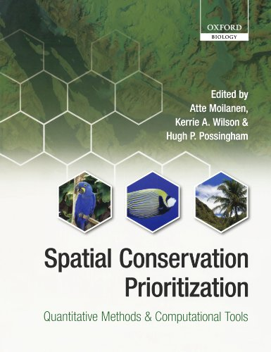 9780199547777: Spatial Conservation Prioritization: Quantitative Methods and Computational Tools