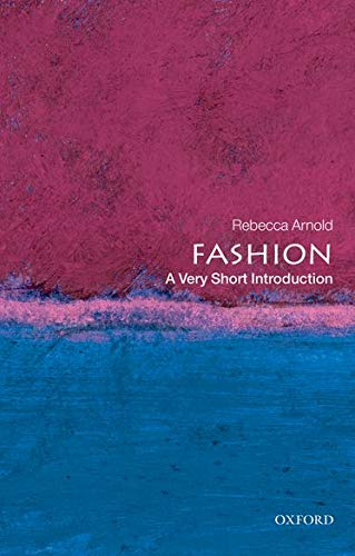 Fashion. a very short introduction