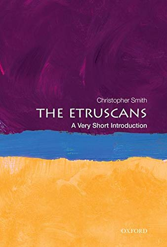 9780199547913: The Etruscans: A Very Short Introduction