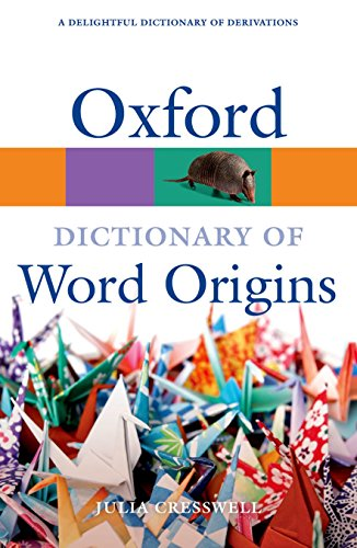 9780199547937: Oxford Dictionary of Word Origins (Oxford Quick Reference)