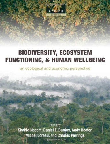 9780199547951: Biodiversity, Ecosystem Functioning, and Human Wellbeing: An Ecological and Economic Perspective