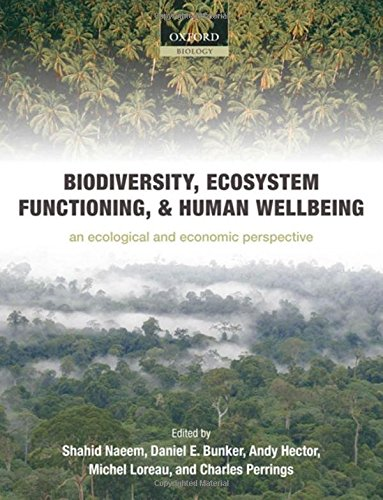 9780199547968: Biodiversity, Ecosystem Functioning, and Human Wellbeing: An Ecological and Economic Perspective (Oxford Biology)