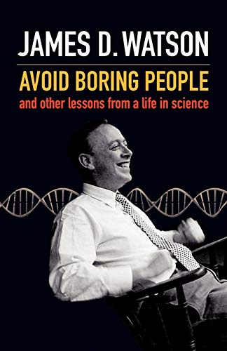 9780199548187: Avoid Boring People: And other lessons from a life in science