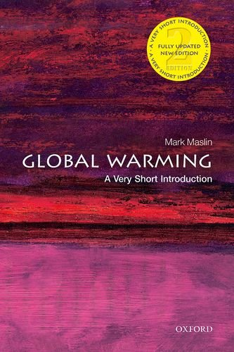 9780199548248: Global Warming: A Very Short Introduction