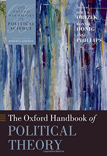 9780199548439: The Oxford Handbook of Political Theory (Oxford Handbooks of Political Science)
