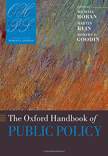 9780199548453: The Oxford Handbook of Public Policy (Oxford Handbooks)