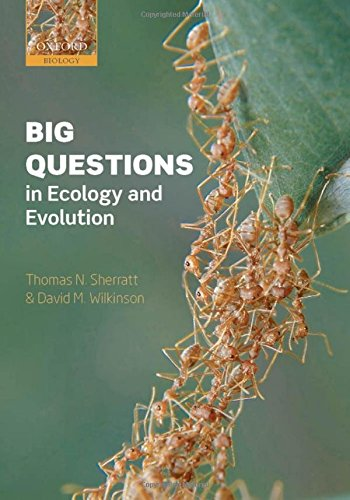 9780199548613: Big Questions in Ecology and Evolution