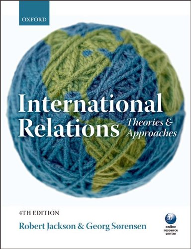 9780199548842: Introduction to International Relations: Theories and Approaches