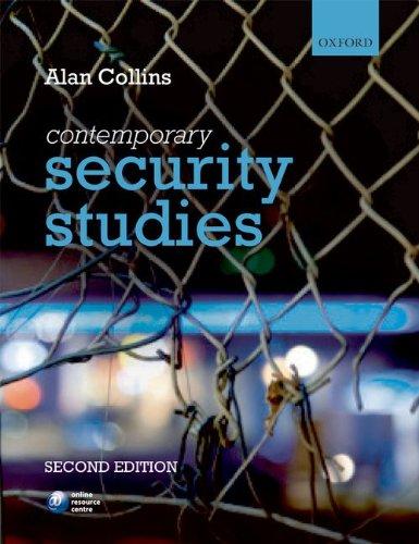 9780199548859: Contemporary Security Studies