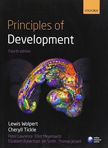 9780199549078: Principles of Development