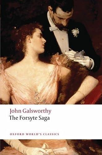 9780199549894: The Forsyte Saga (Oxford World's Classics)