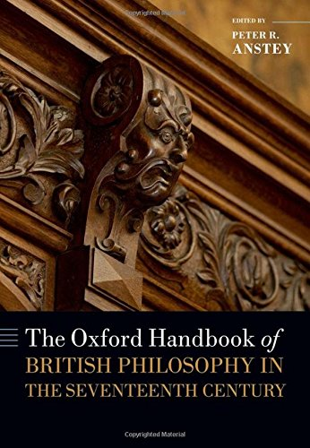 9780199549993: The Oxford Handbook of British Philosophy in the Seventeenth Century