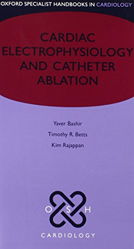 9780199550180: Cardiac Electrophysiology and Catheter Ablation