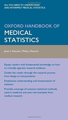 9780199551286: Oxford Handbook of Medical Statistics (Oxford Medical Handbooks)