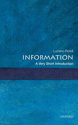 9780199551378: Information: A Very Short Introduction