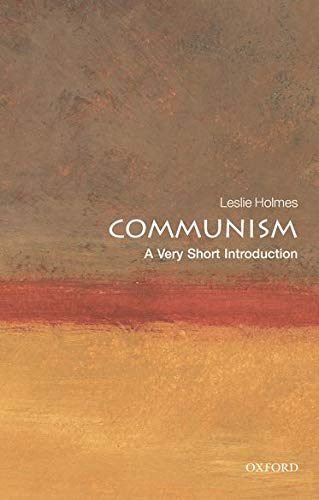 Communism. a very short introduction