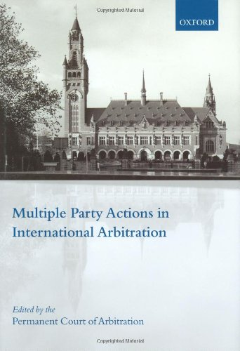 Multiple Party Actions in International Arbitration: Belinda Macmahon