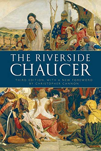 9780199552092: The Riverside Chaucer: Reissued with a new foreword by Christopher Cannon