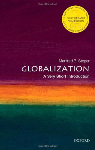 9780199552269: Globalization: A Very Short Introduction