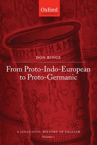 9780199552290: A Linguistic History of English: From Proto-Indo-European to Proto-Germanic