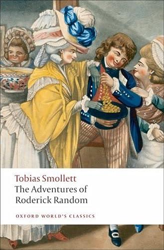 9780199552344: The Adventures of Roderick Random (Oxford World's Classics)