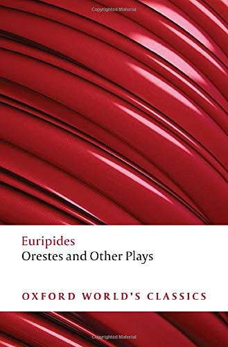 9780199552436: Orestes and Other Plays (Oxford World's Classics)