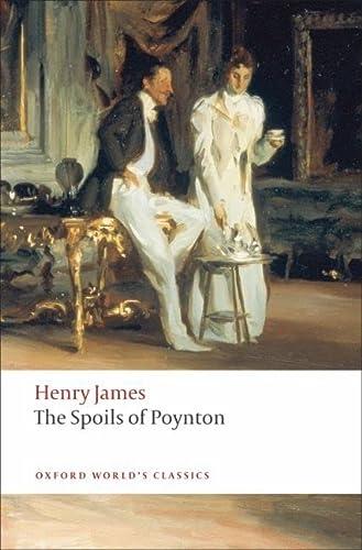 9780199552481: The Spoils of Poynton