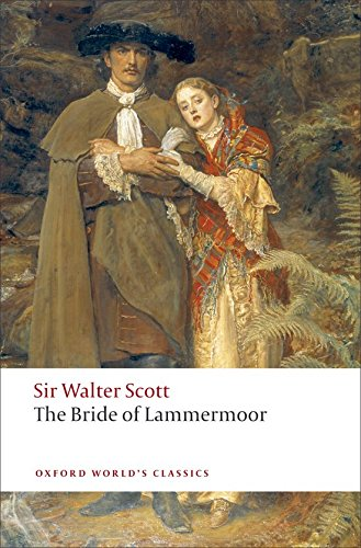 9780199552504: The Bride of Lammermoor