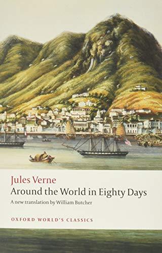 9780199552511: The Extraordinary Journeys: Around the World in Eighty Days (Oxford World's Classics)
