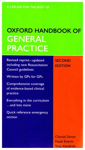 9780199553358: Oxford Handbook of General Practice: With Emergencies in Primary Care