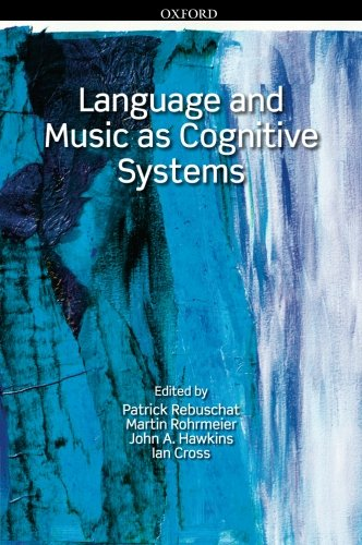 9780199553426: Language and Music as Cognitive Systems