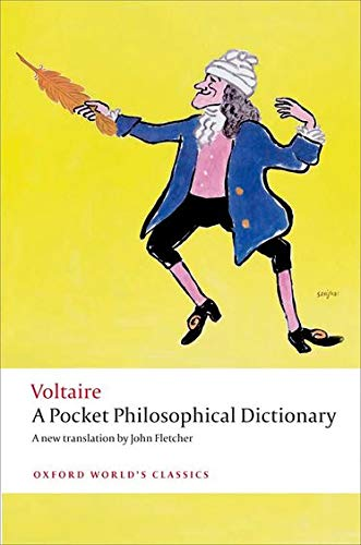 9780199553631: A Pocket Philosophical Dictionary (Oxford World's Classics)
