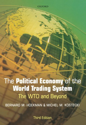 9780199553778: The Political Economy of the World Trading System