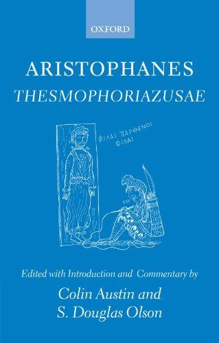 9780199553839: Aristophanes Thesmophoriazusae