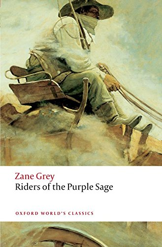 9780199553877: Riders of the Purple Sage (Oxford World's Classics)
