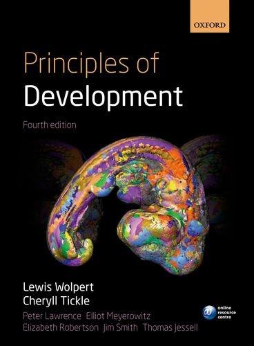 9780199554287: Principles of Development